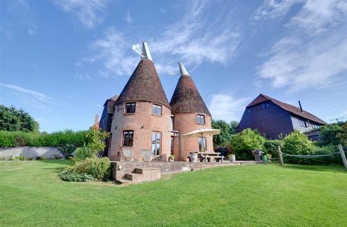 Big Cottages - Charming Sissinghurst Cottage S70442