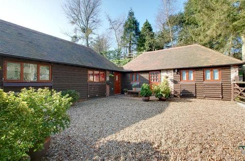 Last Minute Cottages - Captivating West Farleigh Rental S10439