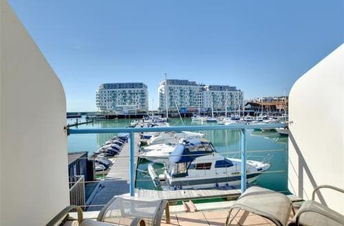 Last Minute Cottages - Quaint Brighton Marina Rental S12648