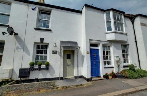 Big Cottages - Excellent Hythe Lodge S57575