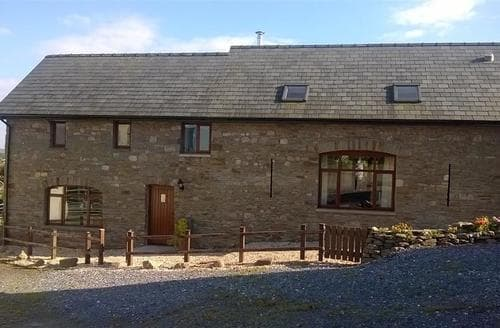 Big Cottages - Cosy Ammanford Cottage S44217