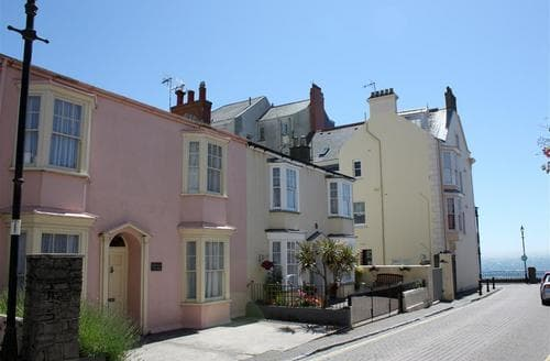 Dog Friendly Cottages - Beautiful Tenby Cottage S43827