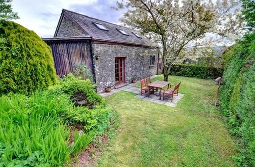 Big Cottages - Wonderful Llangadog Rental S11465
