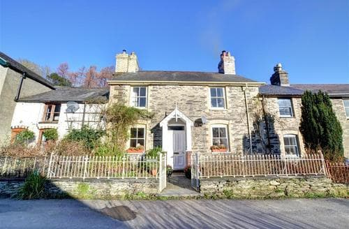 Big Cottages - Cosy Machynlleth Cottage S44218