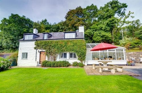 Big Cottages - Luxury Dolgellau Rental S11453