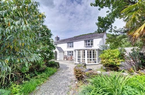 Big Cottages - Splendid Aberdyfi Cottage S46135