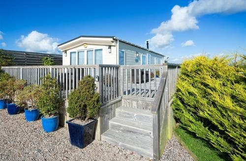 Last Minute Cottages - Attractive Abersoch Lodge S73750
