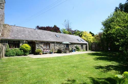Last Minute Cottages - Splendid Criccieth Cottage S46117