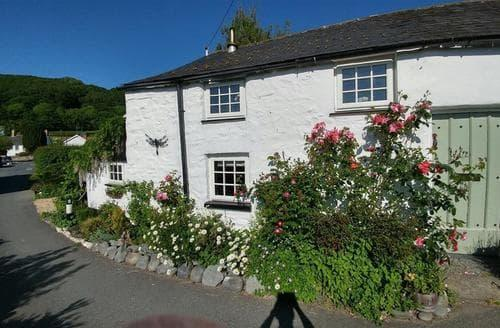 Last Minute Cottages - Beautiful Borth Cottage S78503