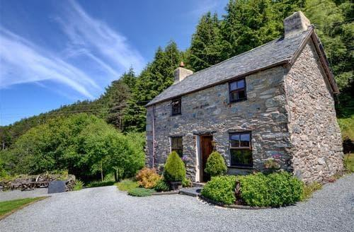 Last Minute Cottages - Ochr y Foel