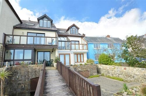 Big Cottages - Delightful Saundersfoot Cottage S43790