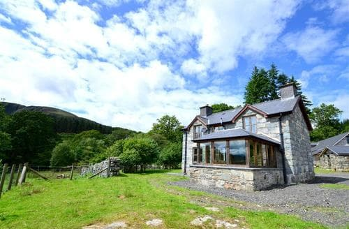 Big Cottages - Superb Dolgellau Cottage S37879