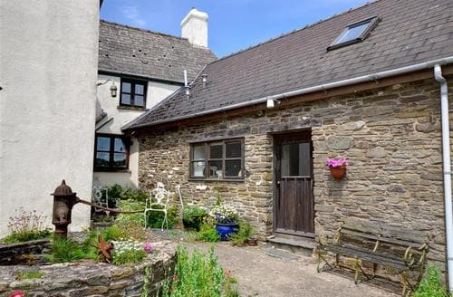 Last Minute Cottages - Gorgeous Builth Wells Rental S11371