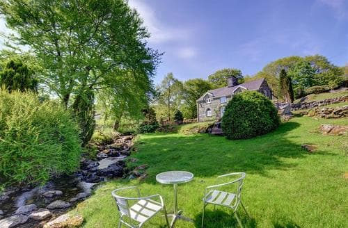 Big Cottages - Charming Dolgellau Rental S11414