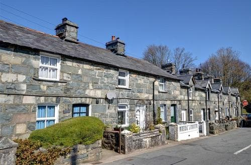 Last Minute Cottages - Adorable Trawsfynydd Rental S11462