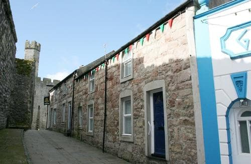 Big Cottages - Captivating Caernarfon Rental S11277