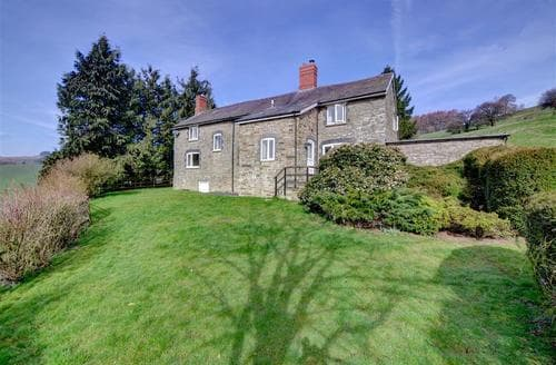 Dog Friendly Cottages - Tasteful Presteigne Rental S11483
