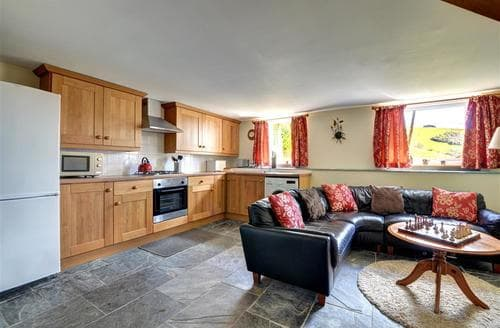 Last Minute Cottages - Hafren