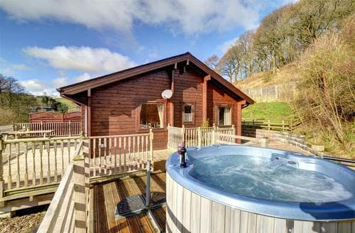 Last Minute Cottages - Lovely Knighton Lodge S44740