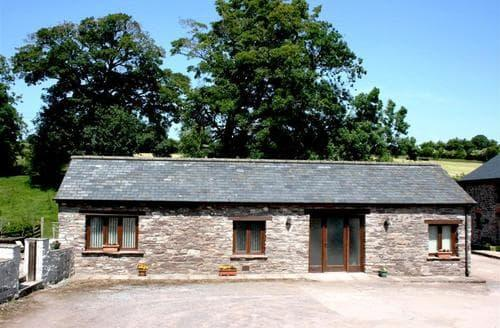 Big Cottages - Danycrug Barn