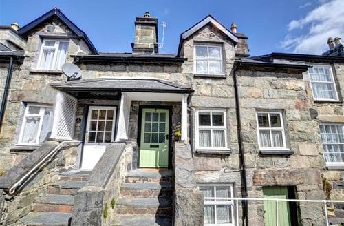Big Cottages - Superb Dolgellau Lodge S46106
