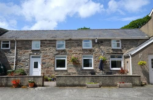 Last Minute Cottages - Attractive Porthmadog Rental S11301