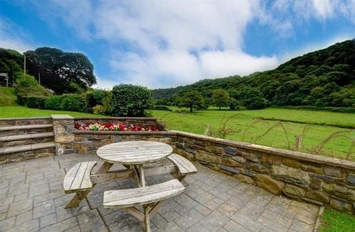 Big Cottages - Exquisite Fishguard Rental S11446