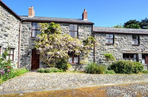 Big Cottages - Quaint Conwy Rental S11279
