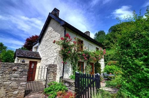 Big Cottages - Cosy Hay On Wye Rental S11420