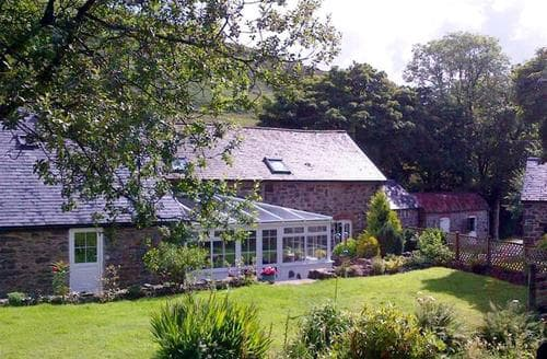 Last Minute Cottages - Exquisite Llanbrynmair Rental S11480