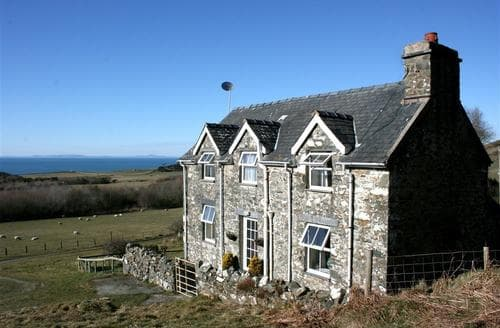 Big Cottages - Inviting Tywyn Rental S11427