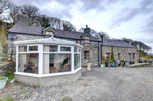 Last Minute Cottages - Luxury Betws Y Coed Rental S11379