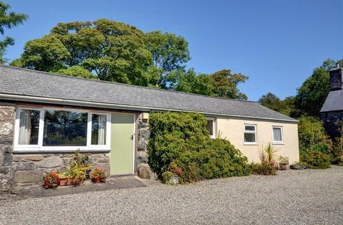 Last Minute Cottages - Wonderful Criccieth Rental S25775