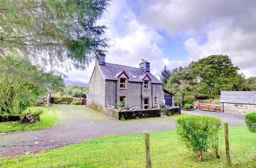 Big Cottages - Adorable Dolgellau Rental S11261
