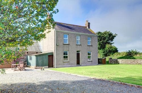 Last Minute Cottages - Delightful Milford Haven Rental S11153