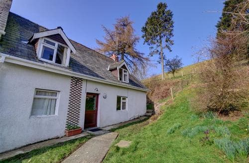 Big Cottages - Excellent Builth Wells Rental S11461