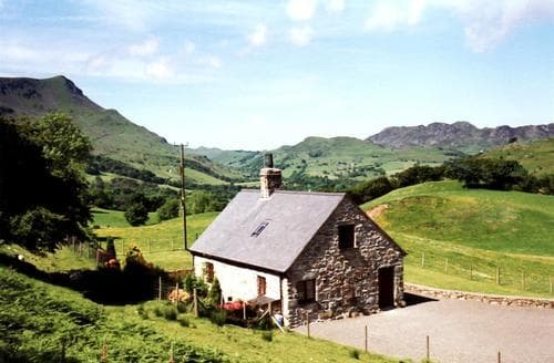 Last Minute Cottages - Captivating Dolgellau Rental S11408