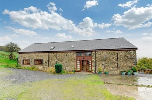 Big Cottages - Splendid Llandovery Rental S11268