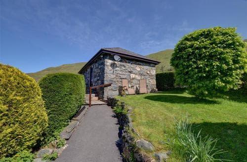 Last Minute Cottages - Excellent Caernarfon Rental S11203