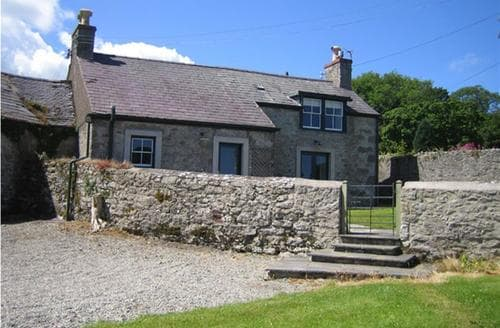 Big Cottages - Delightful Moelfre Cottage S46108