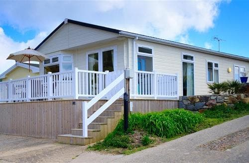 Big Cottages - Stunning Abersoch Lodge S73783