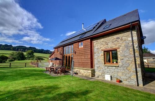 Last Minute Cottages - Stunning Builth Wells Rental S11296