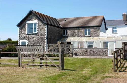 Big Cottages - Charming Southerndown Rental S11205