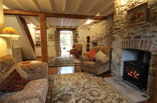 Last Minute Cottages - Wonderful South Cornwall Cottage S45232