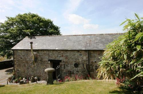Last Minute Cottages - Polventon Barn