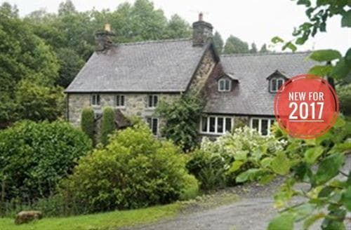 Big Cottages - Luxury Bala Cottage S77086