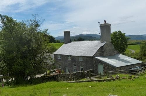 Big Cottages - Adorable Conwy Valley Cottage S26970