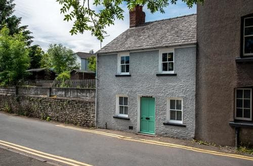 Last Minute Cottages - Charming Talgarth Cottage S40136