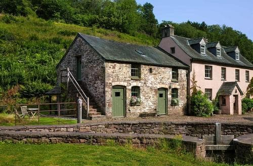 Last Minute Cottages - Superb Brecon Cottage S40331