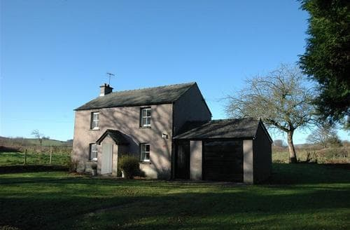 Big Cottages - Delightful Llyswen Cottage S40122